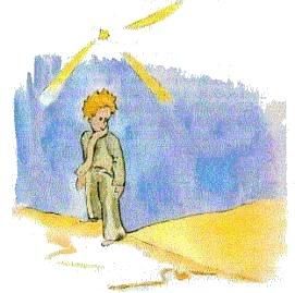 Greta Blu Il Piccolo Principe Antoine De Saint Exupéry