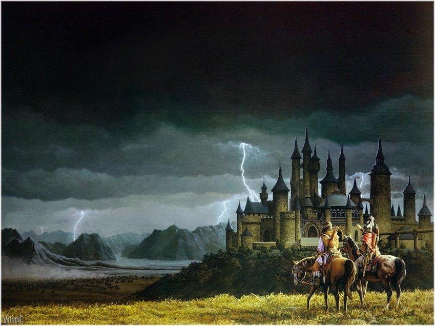 Paesaggi for Paesaggi fantasy immagini