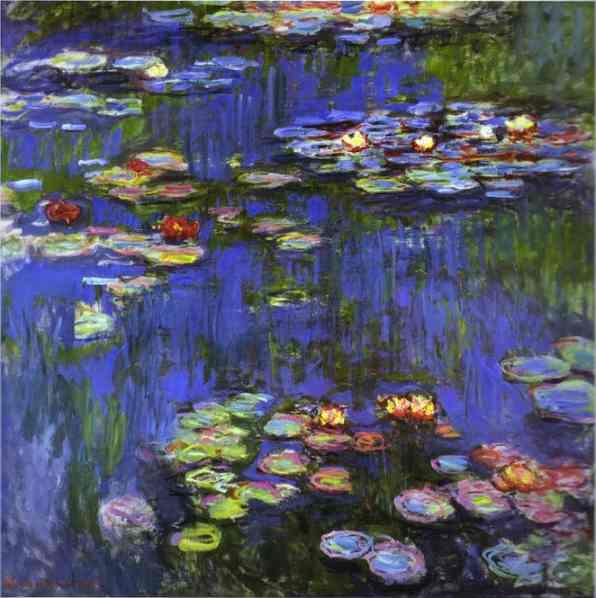 Opera di Monet