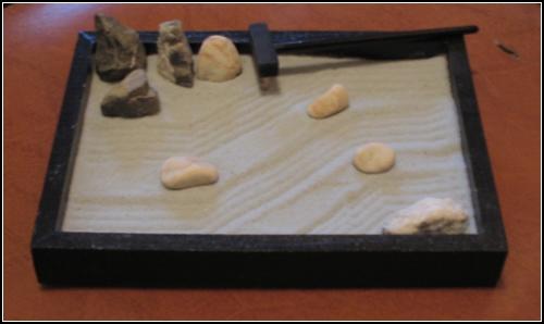 Giardino zen for Soprammobili fai da te