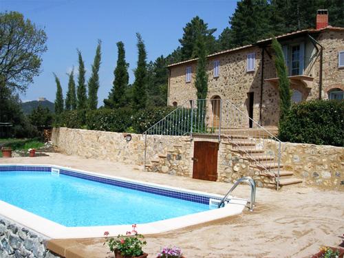 Ville in toscana villa toscana - B b con piscina toscana ...