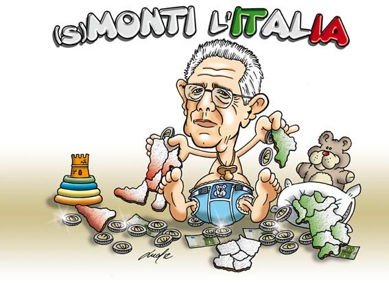 sMonti l'Italia