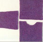 Questa e  la lavorazione piu  semplice perche  non richiede alcun tipo di  scalfo nel davanti e nel dietro e le maniche in alto non sono arrotondate 89fb522bb479