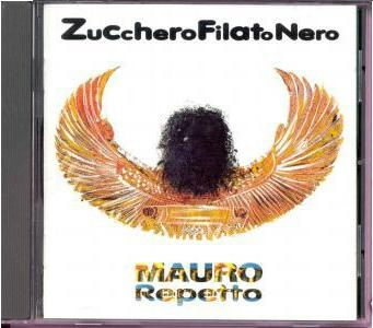 :: Mauro Repetto official website :: Zucchero filato nero
