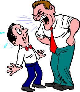 Mobbing. Che schifo almeno lavati la bocca prima!!! (Foto: da libero.it)