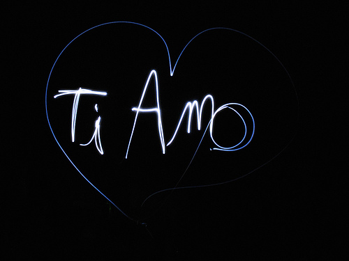 ti amo in a - photo #33