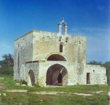 Il Prospetto principale della Chiesa