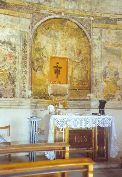 L'altare