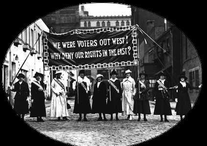 origine della giornata delle donne