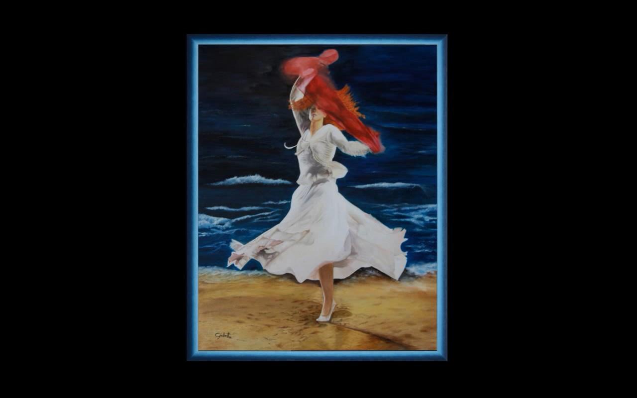 Giulietta Laura Valentino, nel vento
