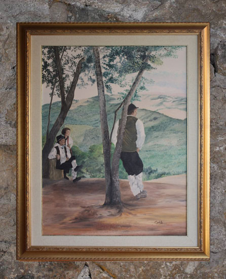 Giulietta Valentino, attesa, parco_della_grancia