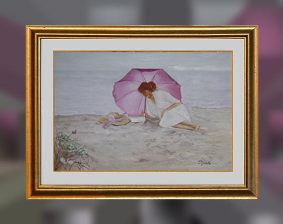 Giulietta Laura Valentino, Parole di Sabbia