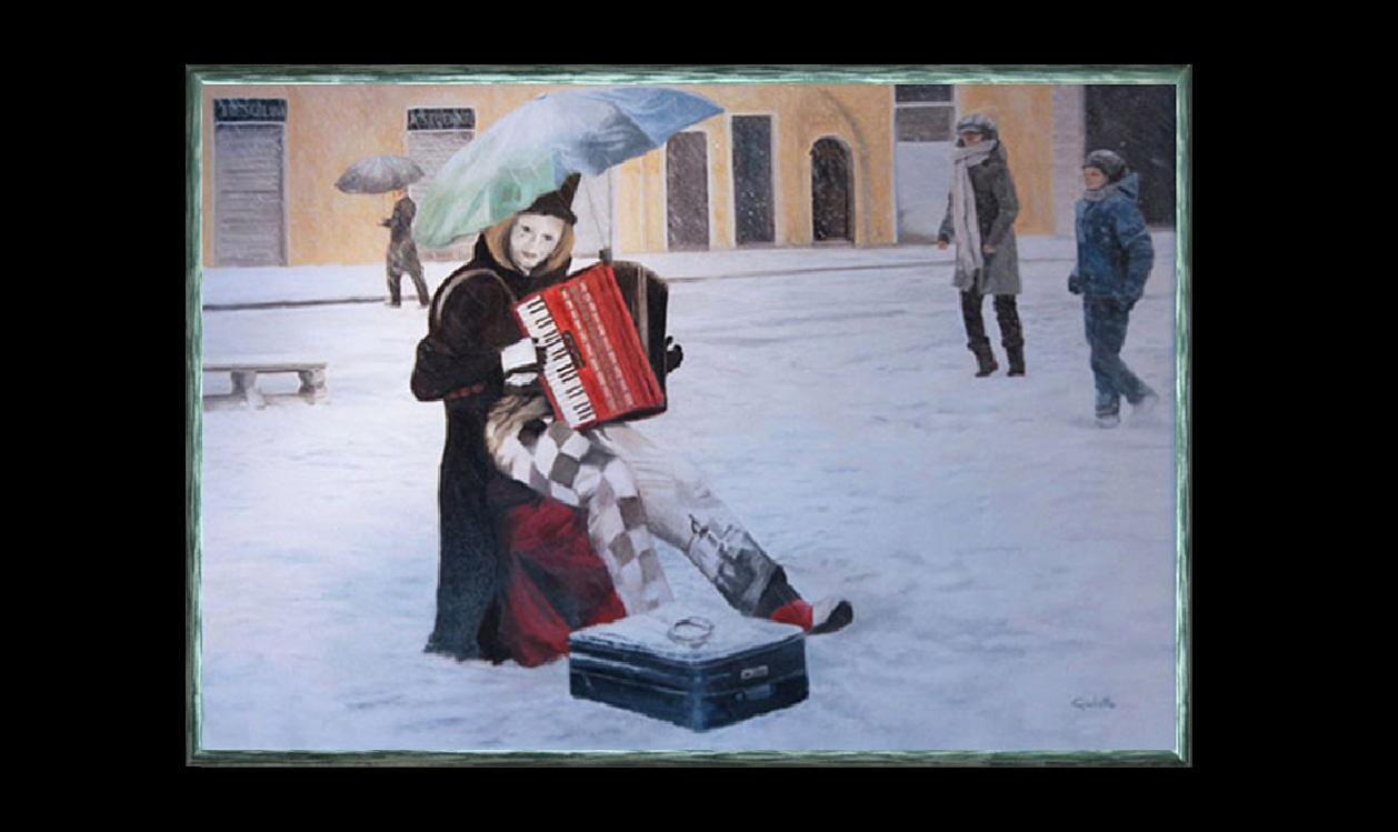 Giulietta Laura Valentino, valzer, della, neve