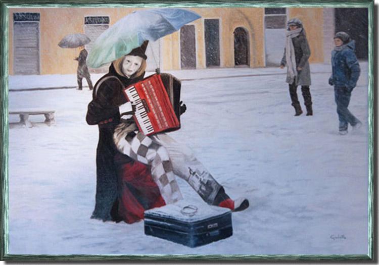 Giulietta Laura Valentino, valzerino, della, neve