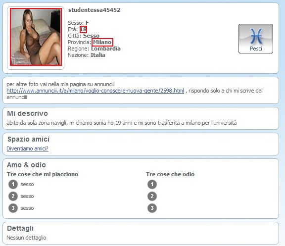 annunci donne russe e ucraine zoosk chat