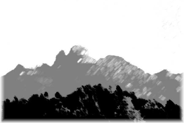 Il Monte Pizzocco