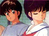 Madoka arrabbiata con Kyosuke