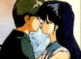 Kyosuke cerca di baciare Madoka