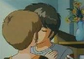 Il bacio di Hikaru a Kyosuke
