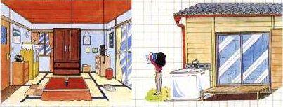 La stanza di Kyoko