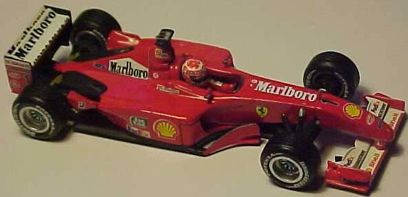 Ferrari F399 N