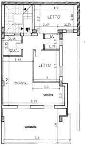 Case e appartamenti sul mare in sicilia for Casa al secondo piano