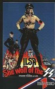 Ilsa, la belva del deserto (1975) - Azione