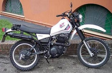 Schema Elettrico Xt 600 : Yamaha xt