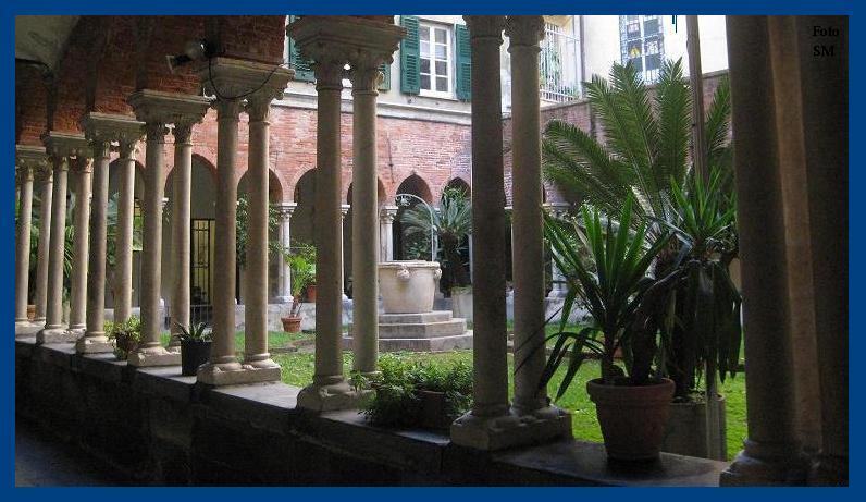 Parrocchia Abbaziale di San Matteo Apostolo Evangelista - Eventi - Genova -
