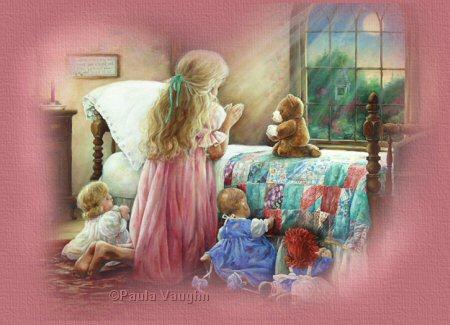Preghiere per bambini for Che disegna piani di casa vicino a me