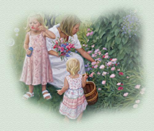 Lettera e poesia per la mamma
