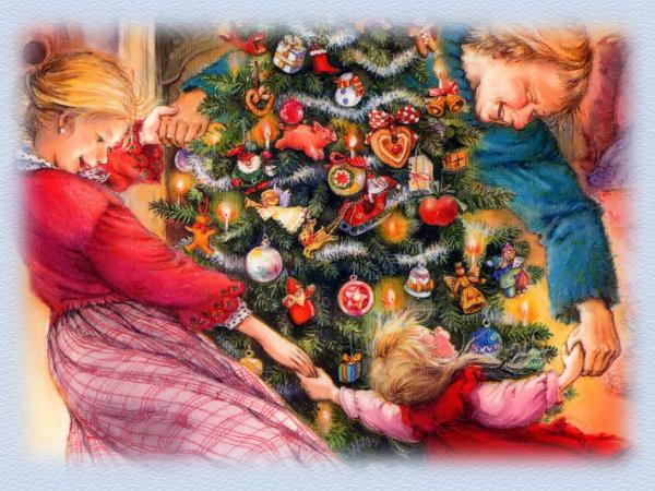 Immagini Di Mamma Natale.Favole Racconti E Storie Di Natale Mamma Natale E La Strana