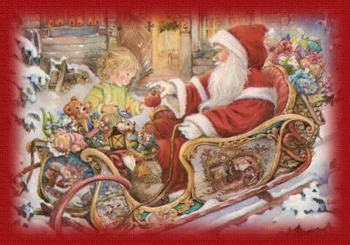 Poesie Di Natale Piumini.Filastrocche E Poesie Di Natale Babbo Natale Di Tutti I Colori