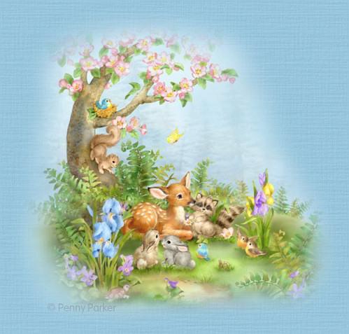 questa immagine è la creazione del mondo e dell'uomo  presa da un sito fatto da una mamma  dans immagini plantop