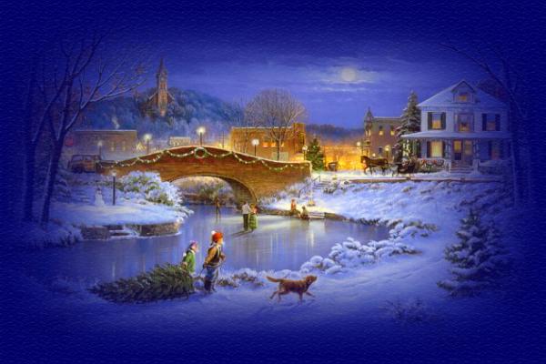 Foto Notte Di Natale.Speciale Natale Racconti Decorazioni E Suggerimenti