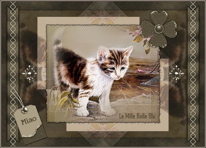 Cartolina auguri con animali