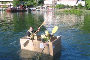 Come costruire un kayak