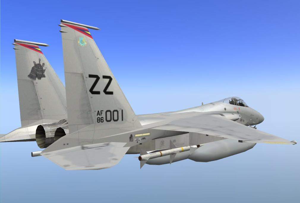 The Quot Shogun Quot F 15 And More Tails Skins Now Available