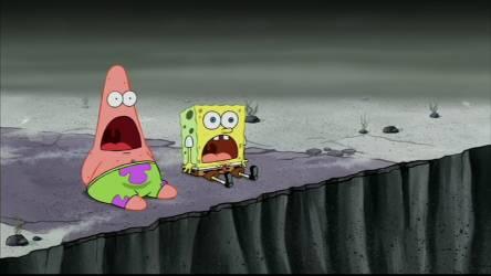 SpongeBob e Patrick