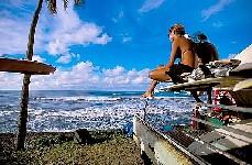 Foto di Alessandro Gandolfi dalla Polinesia Francese