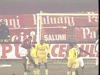 Chievo 0:1 Roma Goal