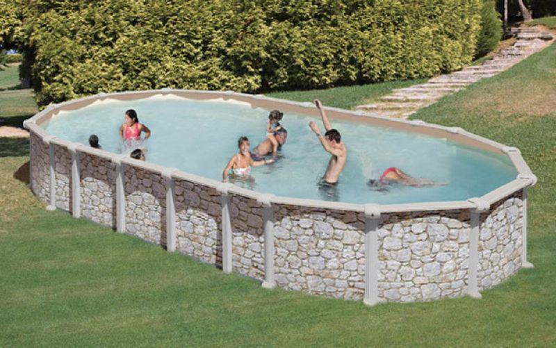 Piscine intex rigide intex sequoia spirit piscine ronde for Piscine hors sol sequoia spirit intex