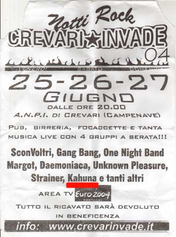 www.crevarinvade.it