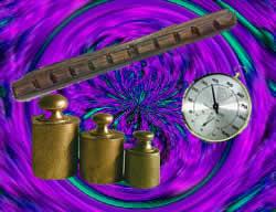 Fisica Facile - Unità di spazio, massa e tempo