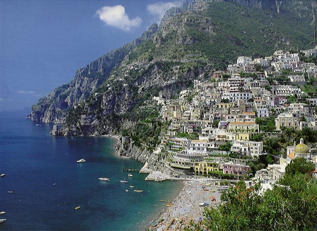 Avellino Italy  city images : Positano....sempre amore a prima vista! su Per Te