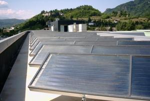 Energia solare solare termico solare termodinamico for Piani di coperta ad alta elevazione