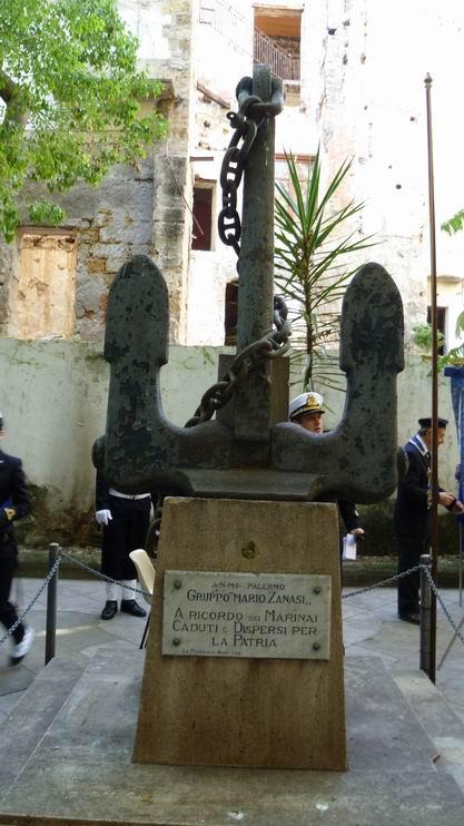Palazzo Crociferi vecchia sede Anmi Palermo