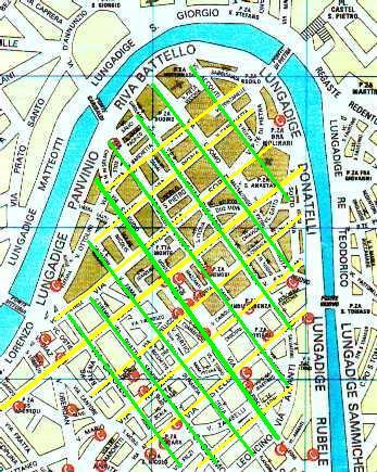 Cartina Verona.Speciale Verona Romana La Citta Romana