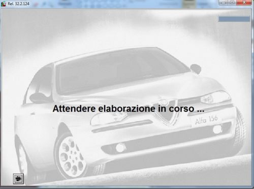 ALFA ROMEO 156 Manuale di officina su CD