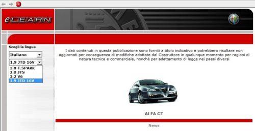 Alfa Romeo Gt And